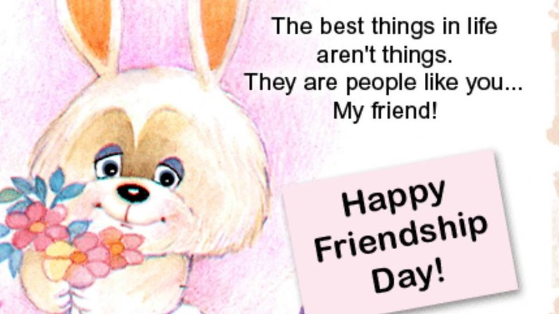 happy friendship messages and images 2018