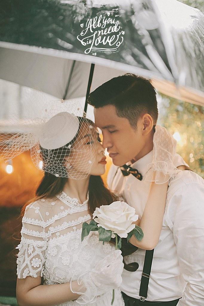 Chụp ảnh cưới đẹp tại phim trường Endee