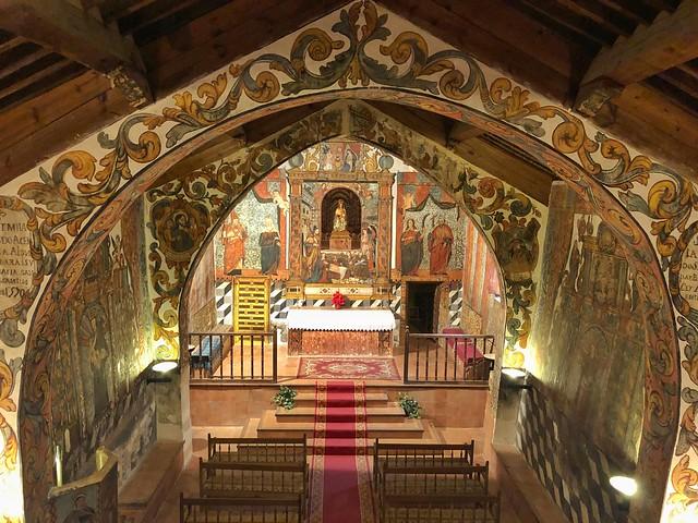 Ermita de Nuestra Señora de Belén en Liétor (Sierra del Segura, Albacete)