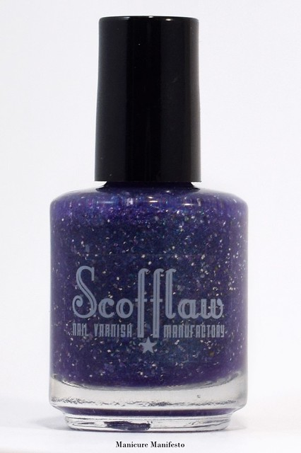 Scofflaw Nail Varnish Polish Pickup
