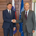President of Slovenia Visits WIPO