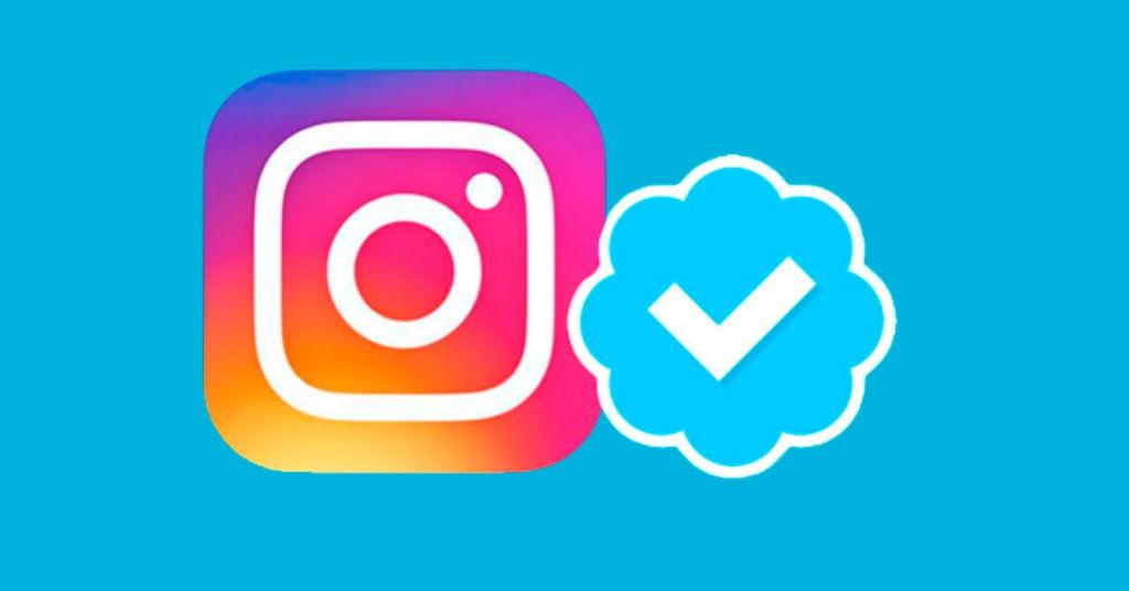 Instagram-insignia-azul