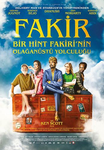 Fakir: Bir Hint Fakirinin Olağanüstü Yolculuğu - Extraordinary Journey of the Fakir (2018)