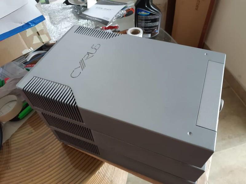 Cyrus 8xp + PSX-R power supply (used) 41588476610_16b21dedf6_c