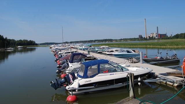 Kuva toimipisteestä: Sepetlahden venesatama