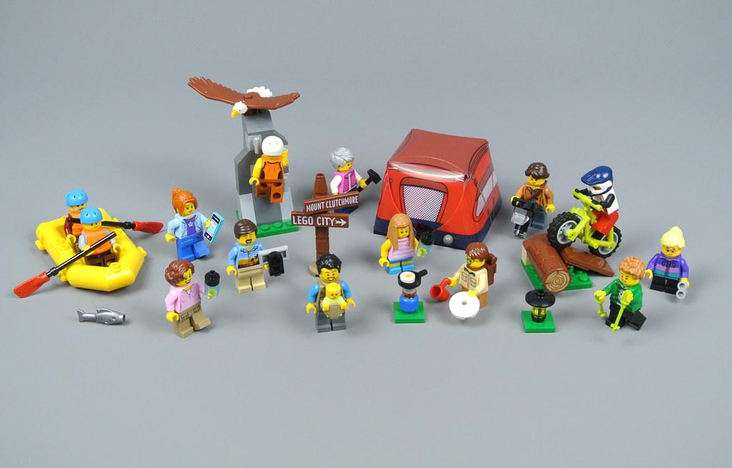 Review 60202 People Pack Outdoor Adventures Brickset Lego Set