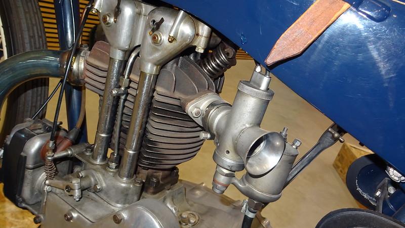 Peugeot P515 / 500 CC 1933 frein au talon gauche 42985126011_abc889e1b9_c