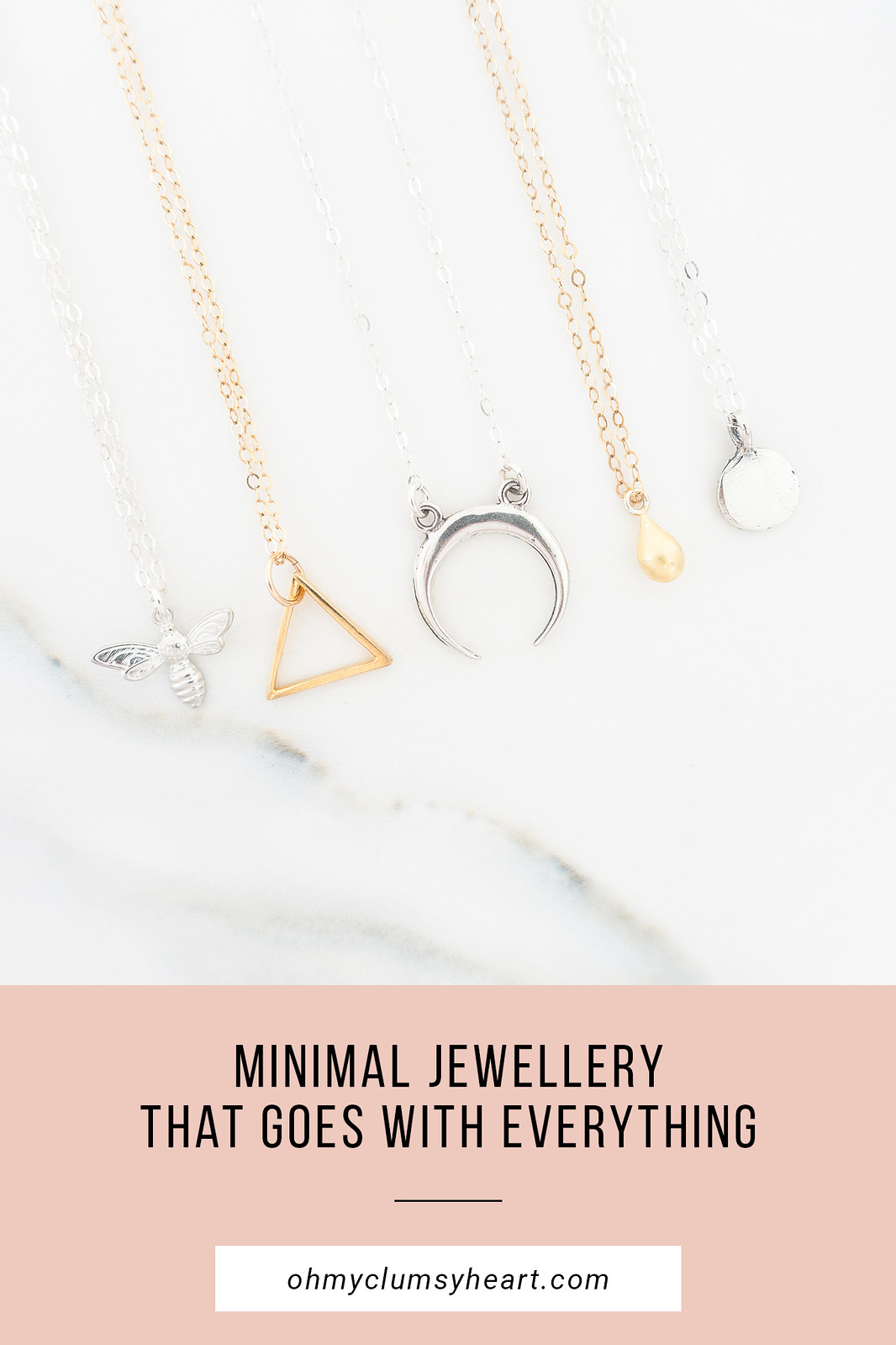 Minimal Jewellery That Goes With Everything