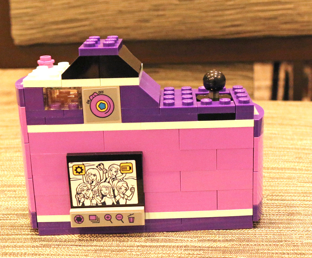 Lego Friends 41346 Friendship Box Review Brickset Lego Set Guide