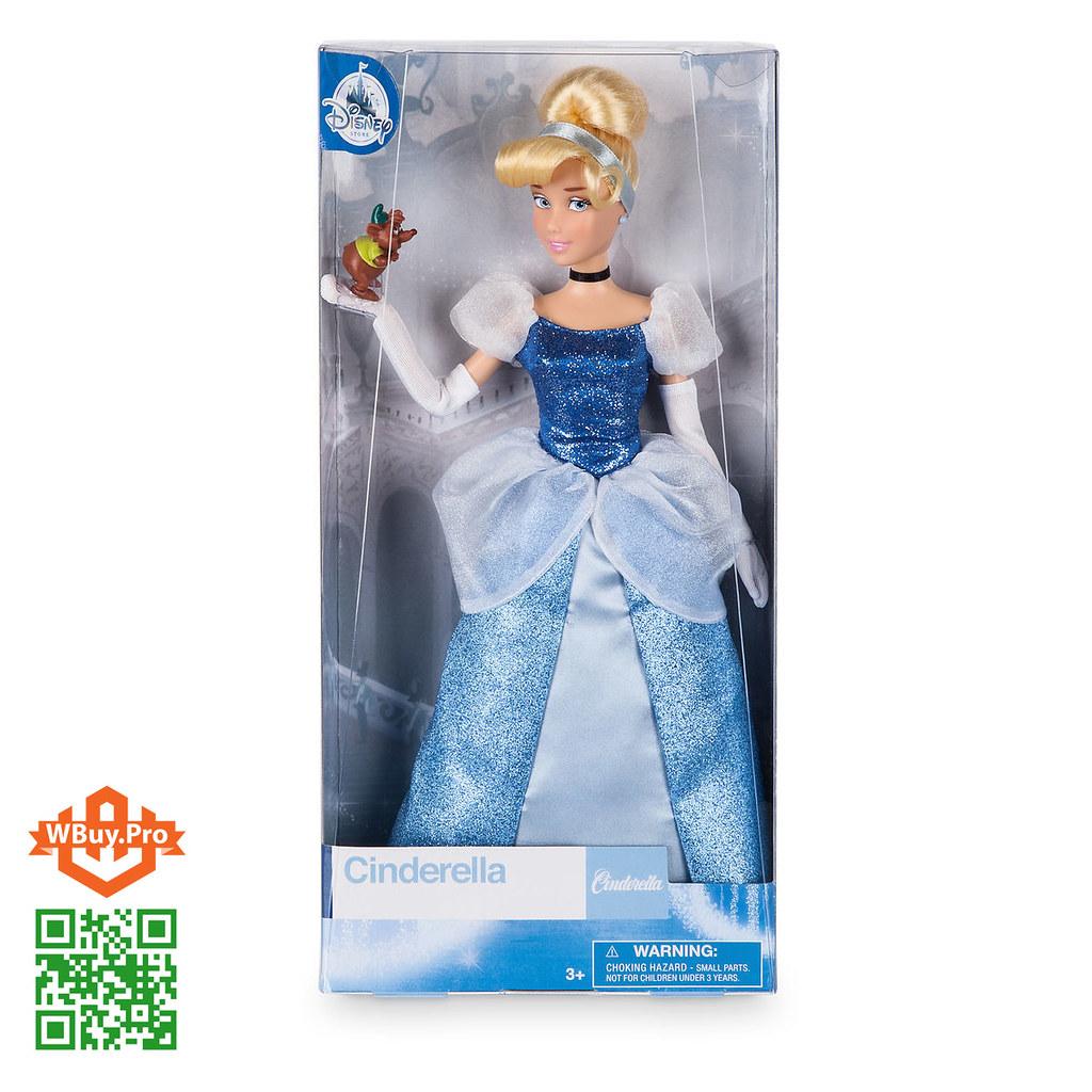 Búp bê Cinderella Classic Disney 30cm