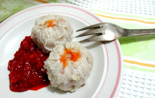 Yong Chuan sio bee, served 1