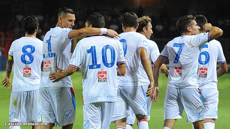 Il Catania di Coppa: domenica è il turno dell'Hellas!