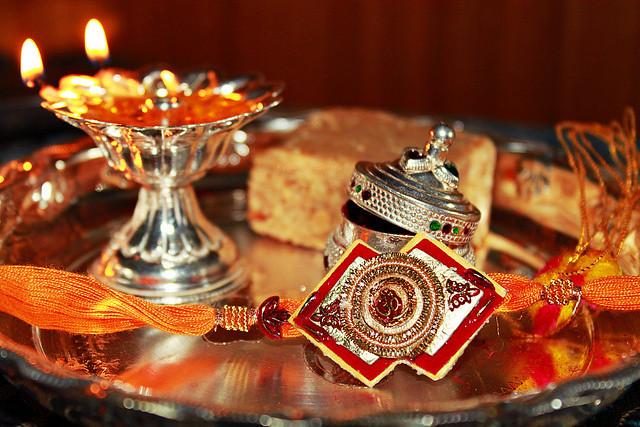 raksha bandhan customs and rituals