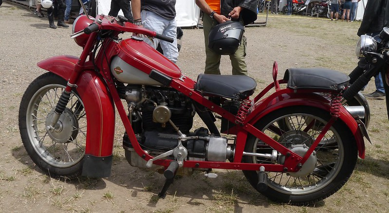 Fisker & Nielsen 750 Nimbus 1934 / 59 Danemark  41203430400_7c211a57c5_c