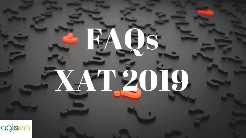 XAT 2019 Frequently Asked Questions