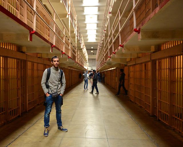 Diario de un Mentiroso en la cárcel de Alcatraz