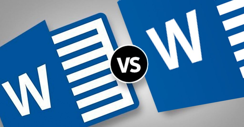 Cómo comparar dos documentos de Word