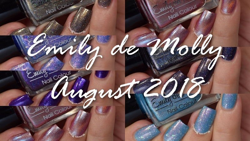 Emily De Molly August 2018 collection