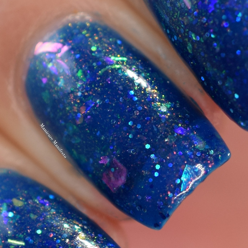Girly Bits Unicornucopia swatch