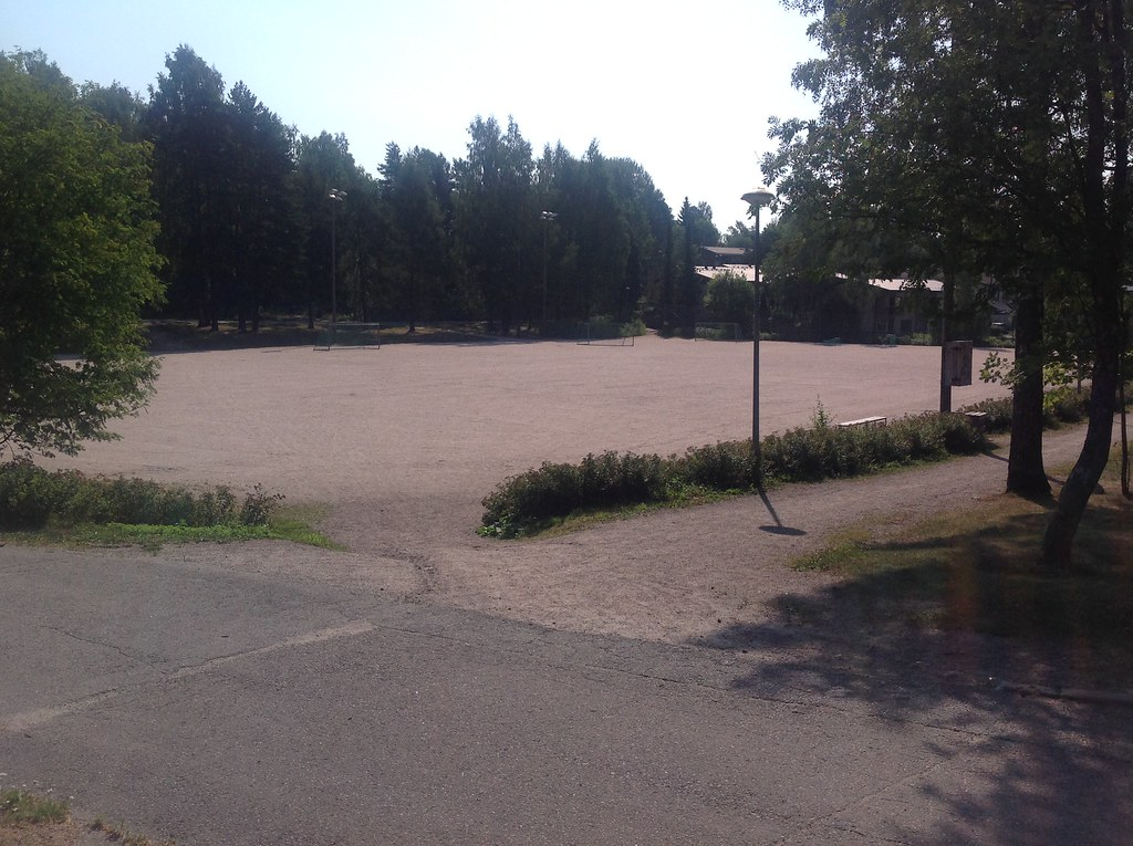 Kuva toimipisteestä: Laurinlahden koulu / Hiekkakenttä