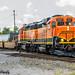 BNSF 2527 |  EMD GP 39-3 | BNSF Thayer South Subdivision