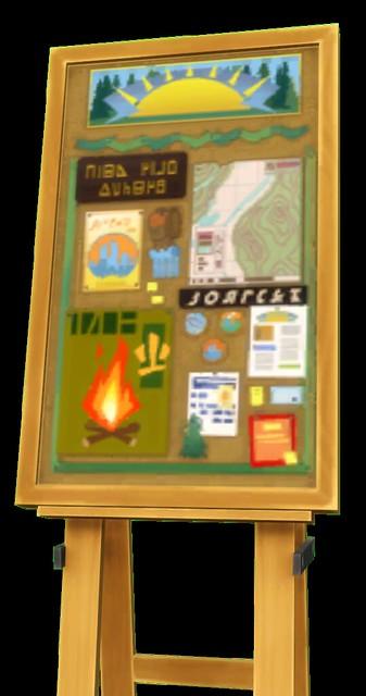 Panel de insignias de exploración de Los Sims 4