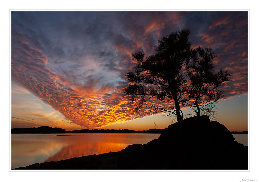 Fire In The Sky Van Pugh Park Is One Of The Larger Parks