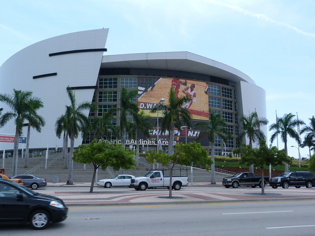 Estadio de los Miami Heat (Florida)