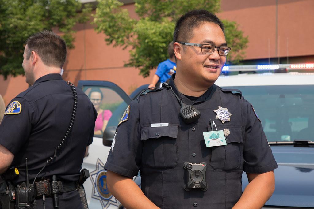 San Jose Police Department Car Seat Inspection