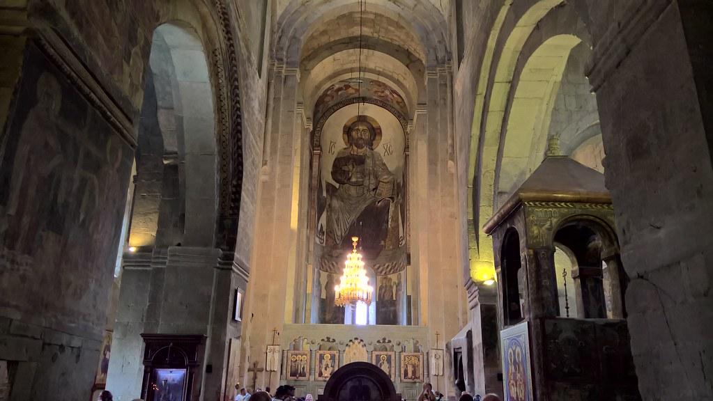 В Грузии отмечают день города Мцхета и праздник храма Светицховели