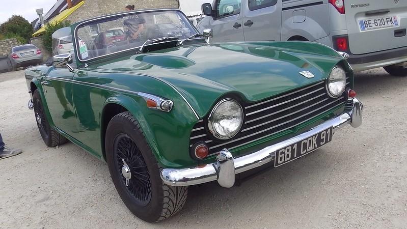 Triumph TR5 2500 PI / 1968  43122354425_0bfaa5c27a_c