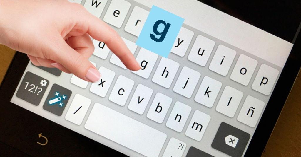 letra-teclado