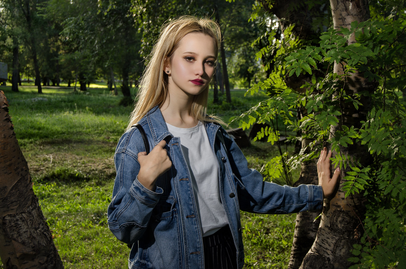 портретный фотограф Челябинск - стробизм
