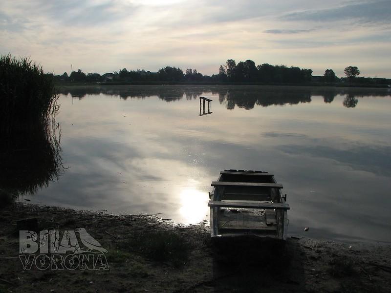 Озеро Любитівське. Село Любитів.