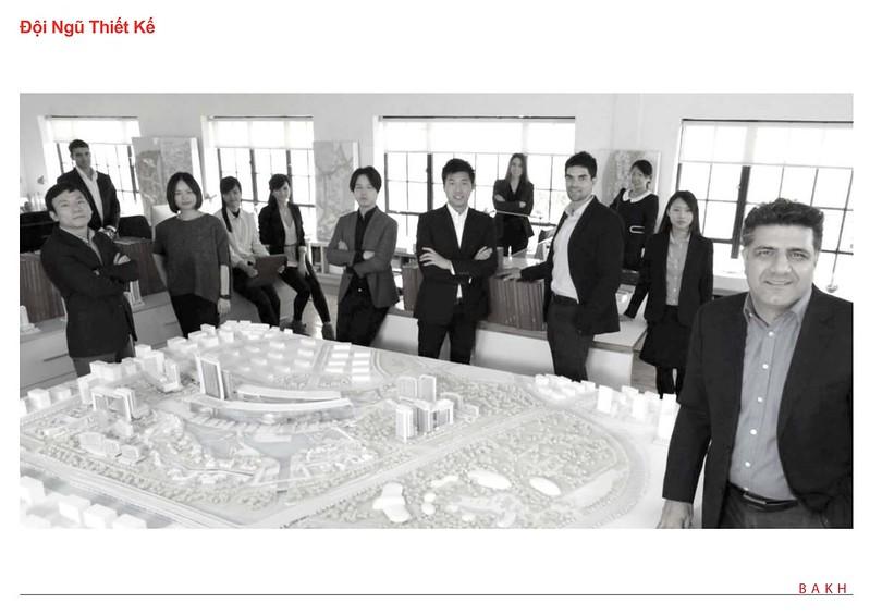 Đội ngũ thiết kế BAKH Architecture