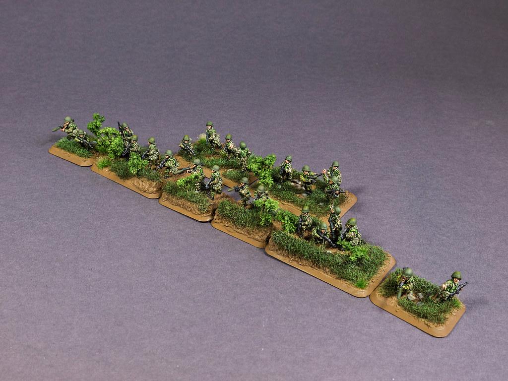 Team Yankee VDV Infantry