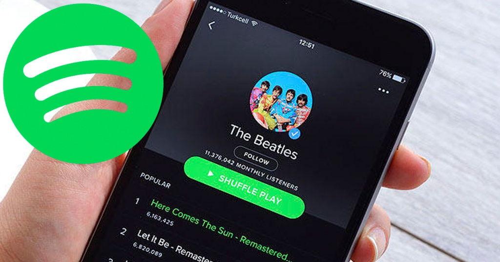 Especial ahorrar datos en el móvil en verano: cómo gastar menos megas al usar Spotify