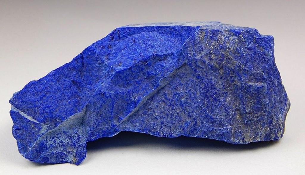 Japa Mala Cristal Azul