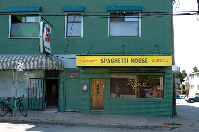 Pepino's Spaghetti House | Commercial Drive, Vancouver