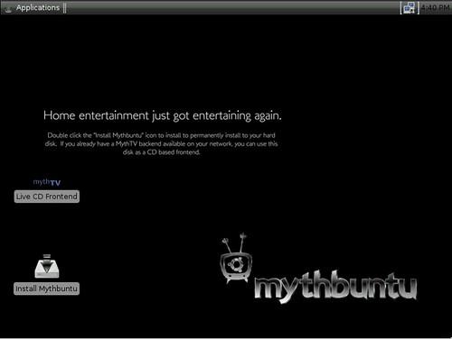 Mythbuntu-Desktop