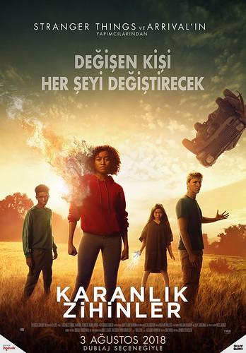 Karanlık Zihinler - The Darkest Minds (2018)