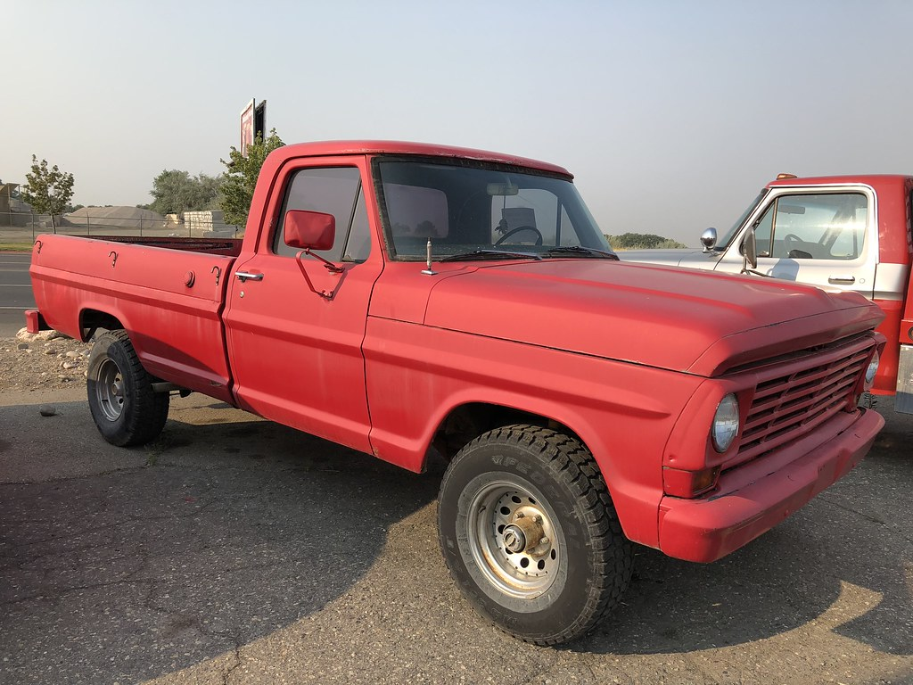 1967 Ford Truck