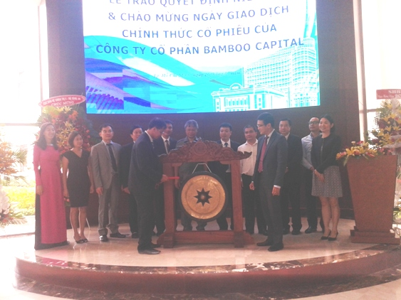 Bamboo Capital đầu tư vào các dự án bất động sản và năng lượng tái tạo.