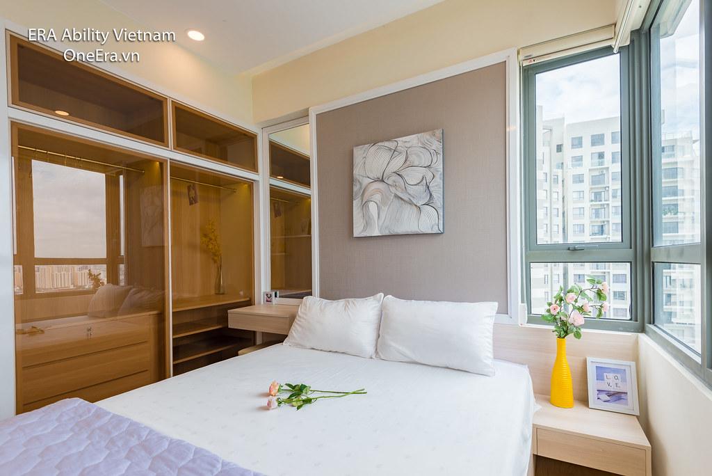 Chụp nội thất căn hộ cho thuê AirBnB