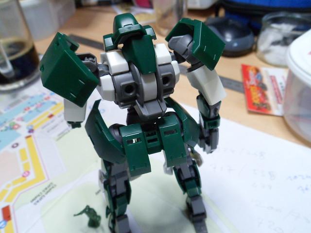 Défi moins de kits en cours : Diorama figurine Reginlaze [Bandai 1/144] *** Terminé en pg 5 41466078320_6b1517118b_z