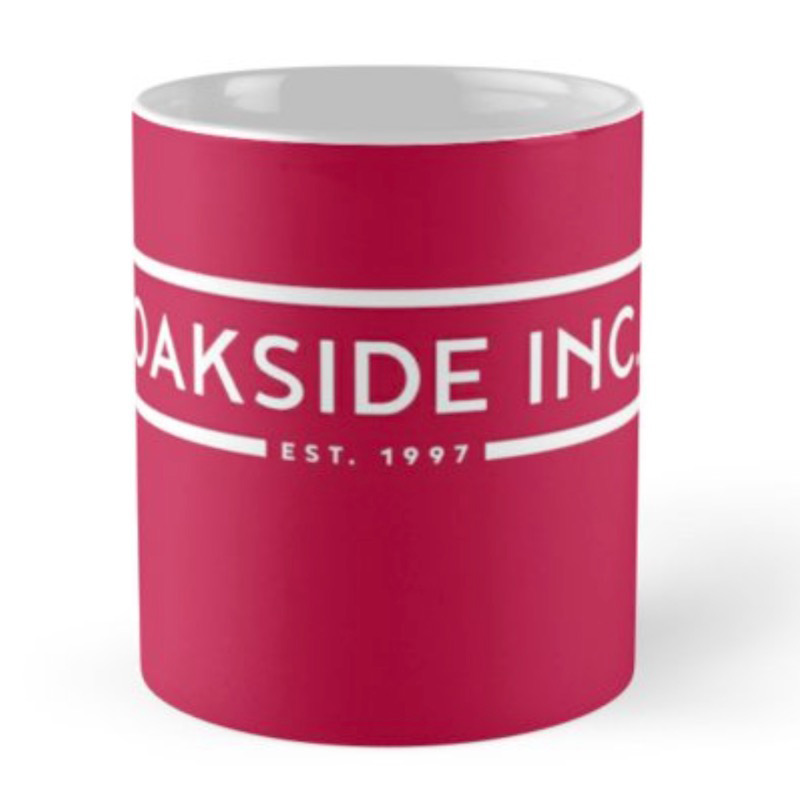 Oakside Inc. Mug Design