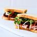 Take Banh Mi: Gluten-free Roasted Pork Belly Banh Mi Sandwich