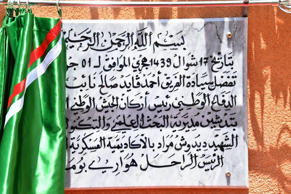 الجزائر : صلاحيات نائب وزير الدفاع الوطني - صفحة 23 28261059637_0fbbbbccdd_o