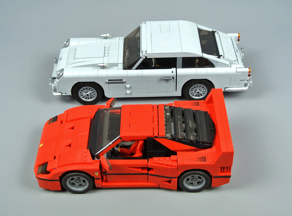 Review 10262 James Bond Aston Martin Db5 Brickset Lego Set Guide And Database