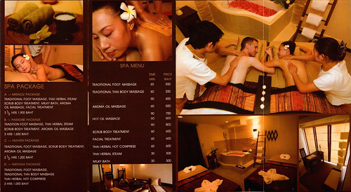 Brochure The Miracle Spa Chiang Mai Thailand 2